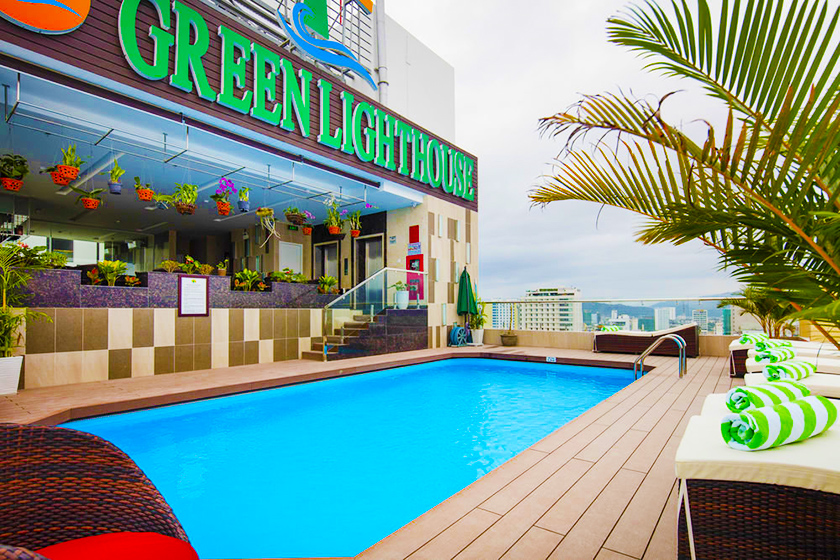 Green Lighthouse Hotel 4